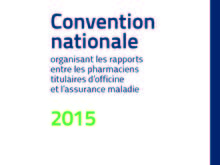 Convention nationale – Pharmaciens d'officine