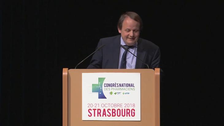 Embedded thumbnail for Philippe GAERTNER - discours de clôture